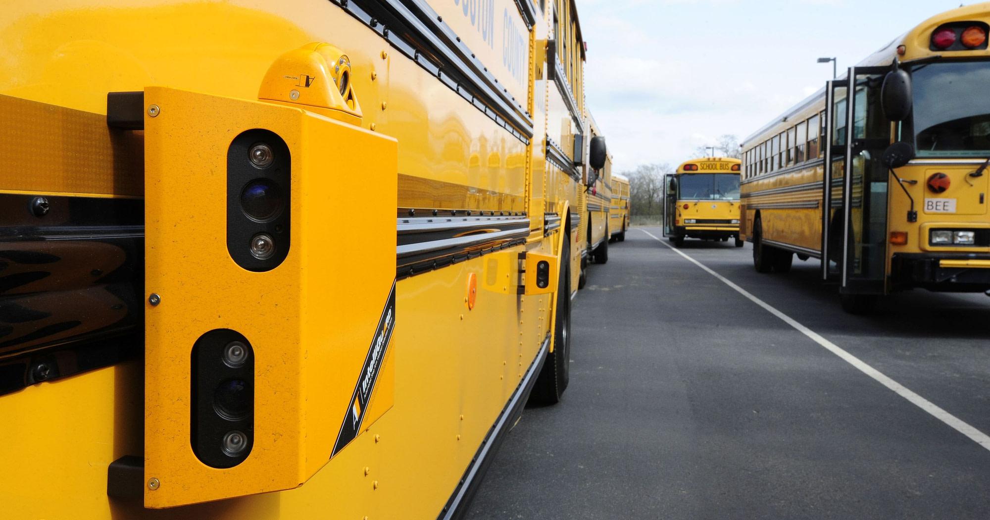 Bus Rear Camera